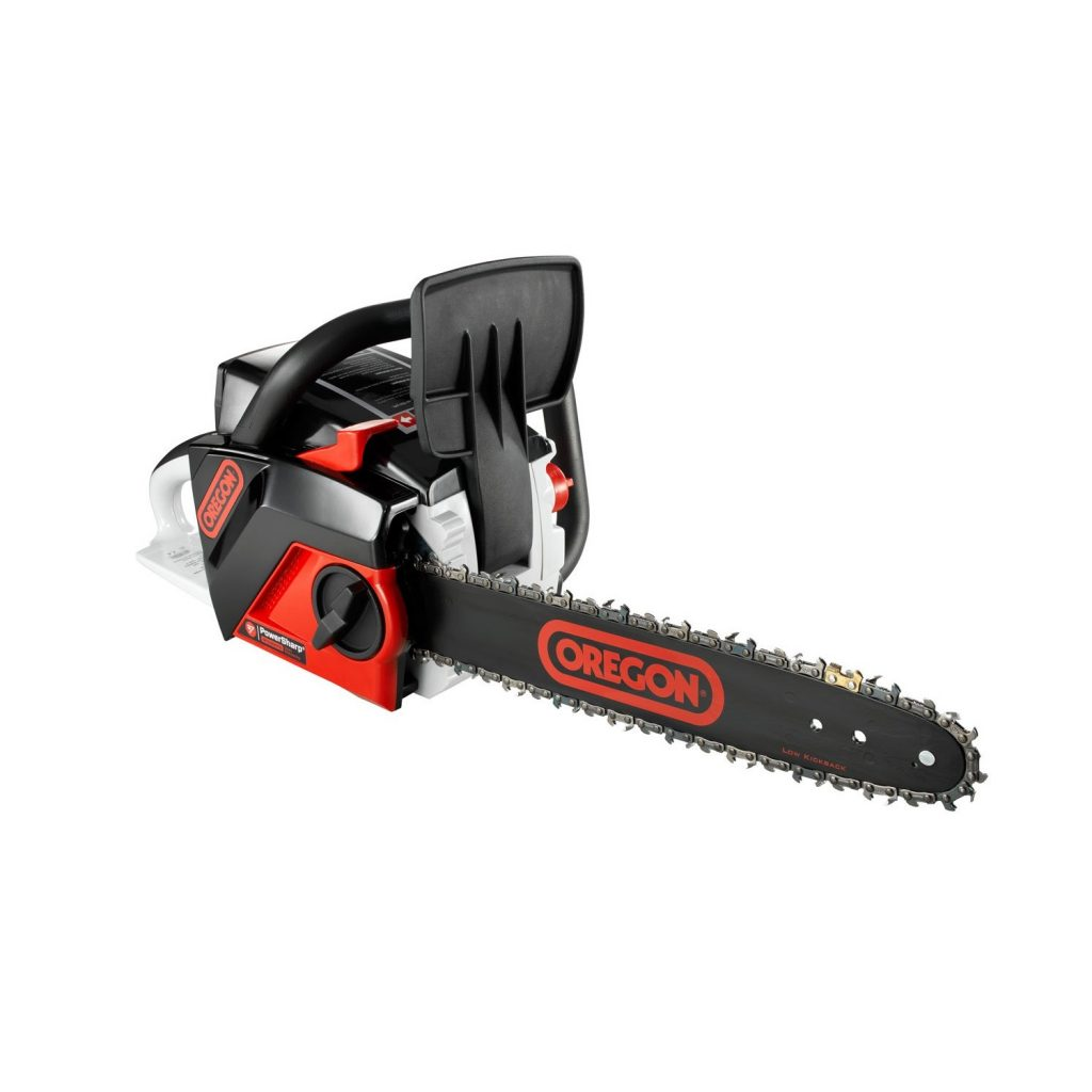 product picture of a red saw